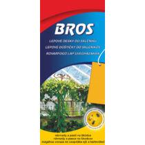 Bros Rovarfogó lap kertbe üvegházakba 10 db