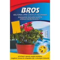 Bros Rovarfogó lap virágcserepekhez 10 db 20 dbxkarton