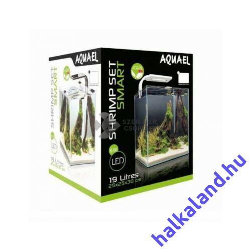 AquaEl Shrimp Smart 20 akvárium szett fehér
