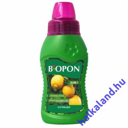 Bros-Biopon tápoldat Citrus
