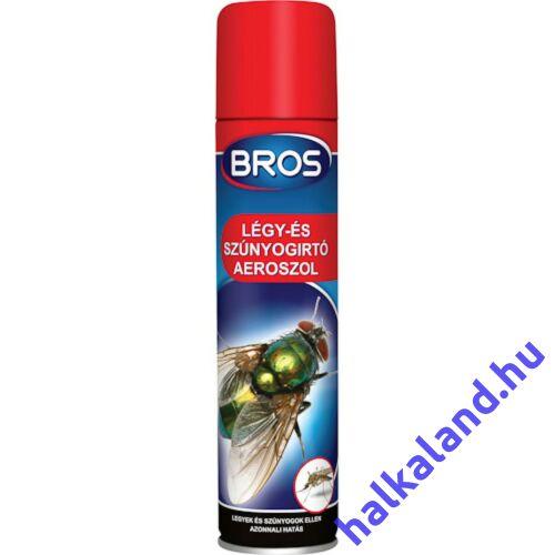 Bros Légy és szúnyogirtó aeroszol 250 ml