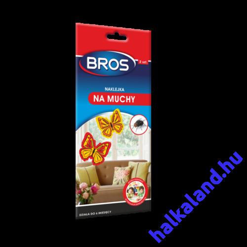 Bros Légyfogó ablakmatrica 2db,csomag