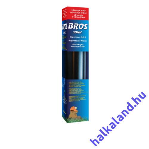 Bros Sonic Ultrahangos vakondriasztó 600m3