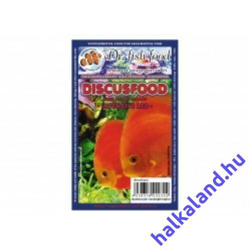 Dr. Fishfood Fagyasztott Discusfood Intensive Red 500g