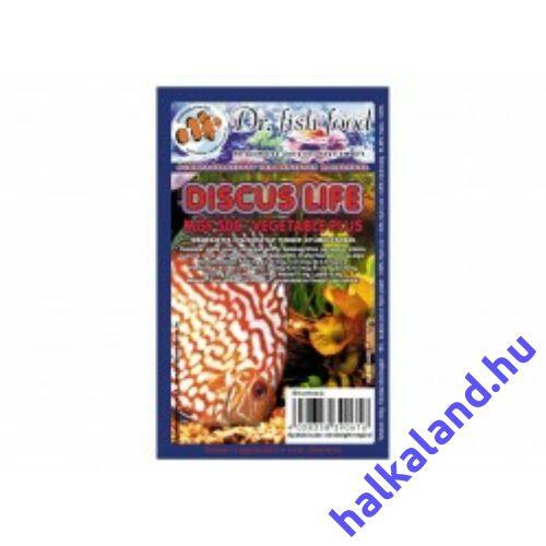 Dr. Fishfood Fagyasztott Discusfood MGF500 (Tenger gyümölcsei) 500g