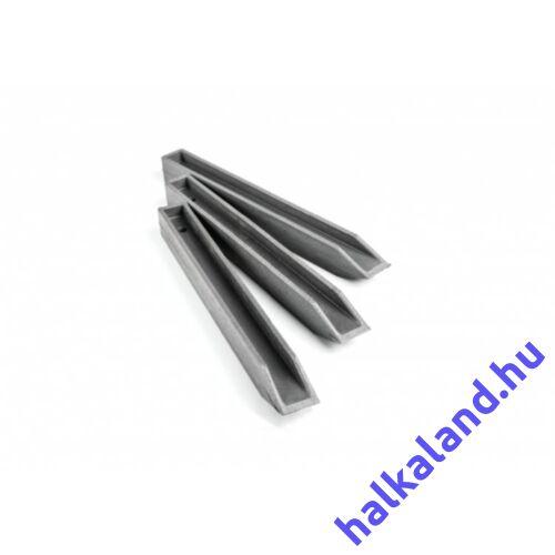 Ecopic műanyag H alakú cölöp 4cmx4cmx38cm