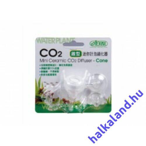 ISTA - 2in1 CO2 kerámia porlasztó diffúzor tölcsér