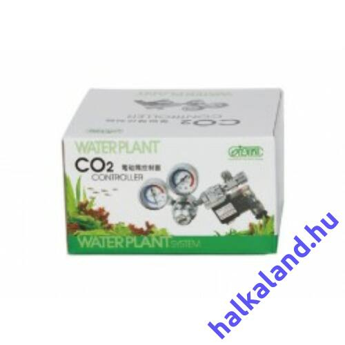ISTA - CO2 Controller mágnesszelepes nyomáscsökkentő