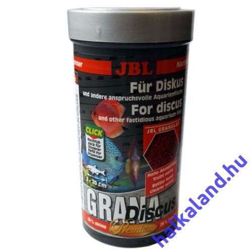 JBL Grana Discus 250 ml Click granulált alapeleség diszkoszhalaknak