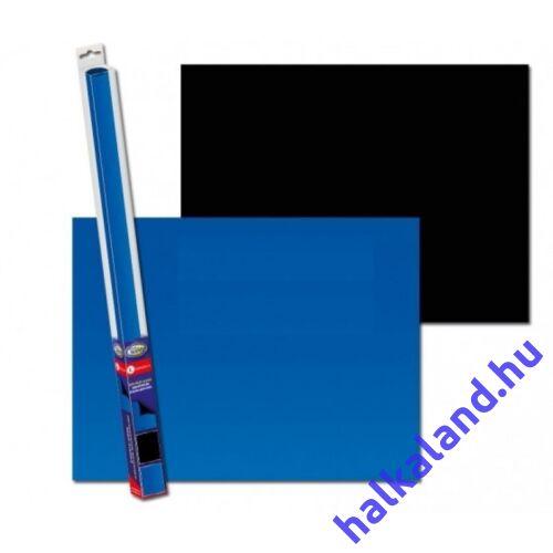 Poszter háttér Fekete/Kék S 60*30 cm