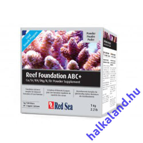 RED SEA Reef Foundation complete ABC+ 1 kg