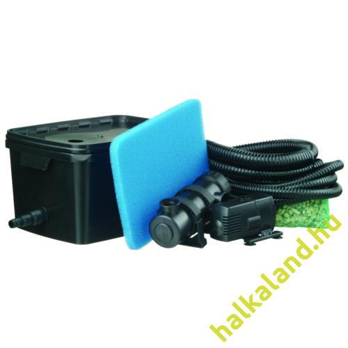 Szűrő szett, FiltraPure 2000 (Xtra 900 pumpa+ UVC 5watt)