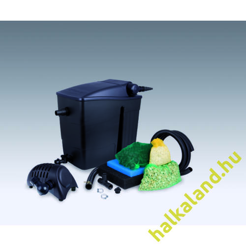 Szűrő szett Filtramax 12500 Plus szett (UVC 11 watt+Powermax 5000Fi pumpa)