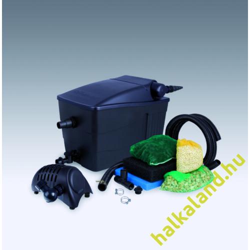 Szűrő szett Filtramax 9000 Plus szett (UVC 9 watt+Powermax 3200Fi pumpa)