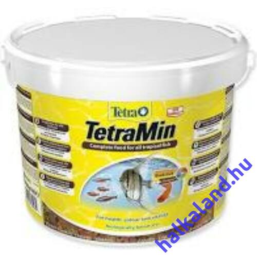 Tetra Min lemezes díszhaleleség - 10 liter vödrös