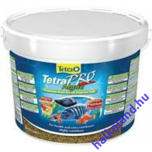 Tetra Pro Algae lemezes díszhaleleség - 10 l vödrös