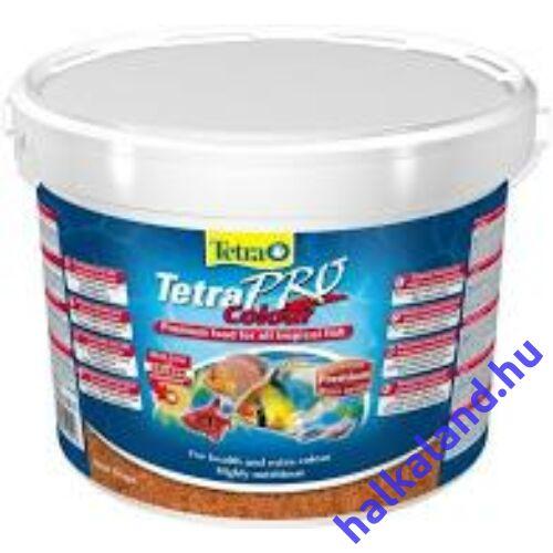 Tetra Pro Colour lemezes díszhaleleség - 10 l vödrös