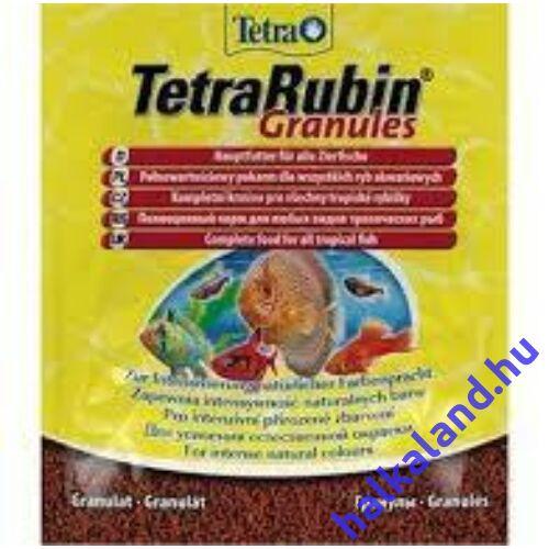 Tetra Rubin Granules díszhaleleség 15g