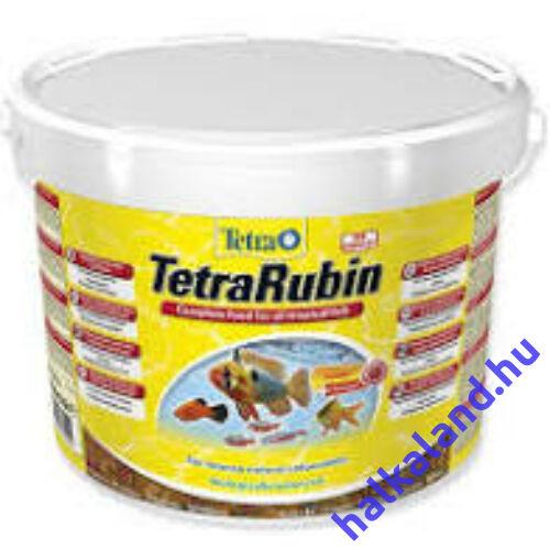 Tetra Rubin lemezes díszhaleleség - 10 l vödrös
