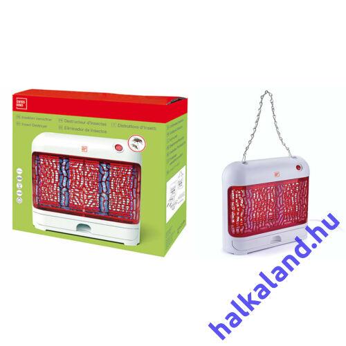 UV szúnyog-légycsapda, hálózati, 24w LED