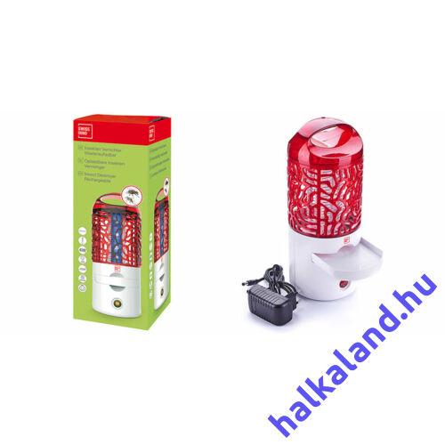 UV szúnyog-légycsapda, tölthető 4w LED