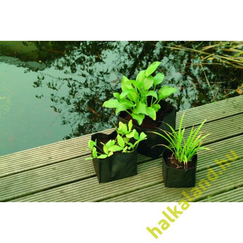 Vízinövény tasak szögletes 25x25x20cm