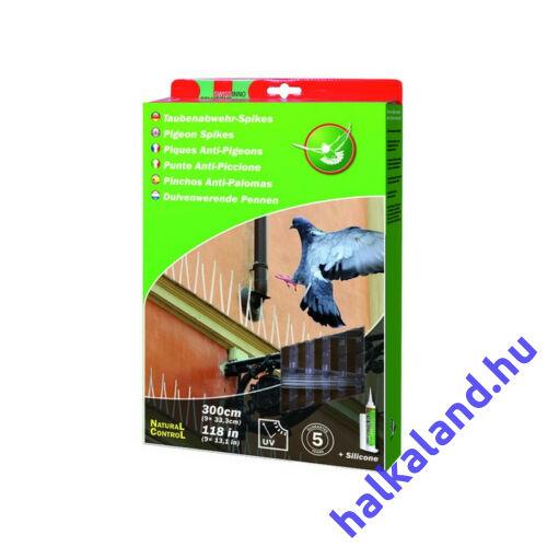 Natural Control madárriasztó tüske 100cm, 3x334mm