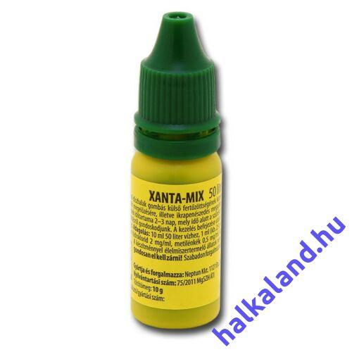 Neptun Xanta Mix - gombás fertőzések kezelésére - 10 ml, 50 literhez